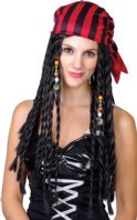 Buccaneer Beauty Pirate Wig (EW8046)